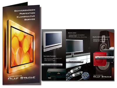 Folder - Fernsehservice Olaf Stache